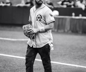 Drake, baseball, and ovo image