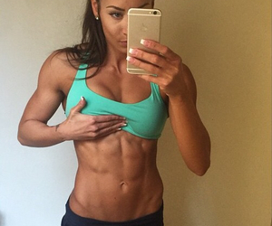 abs, inspiring, and natural beauty image