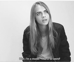 model, cara, and cara delevingne image
