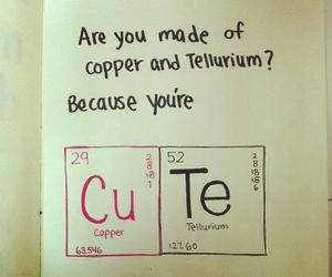 cute, quotes, and copper image