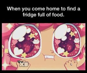 comics, food, and funny image