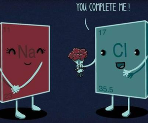 chemistry and love image