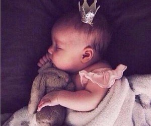 baby and princess image
