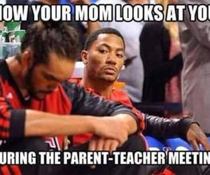 teacher, funny, and parents image