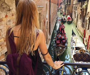 adventure, boat, and canal image