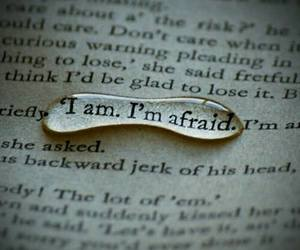 book, i AM, and quote image