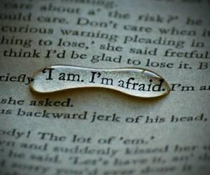book, i AM, and i'm afraid image