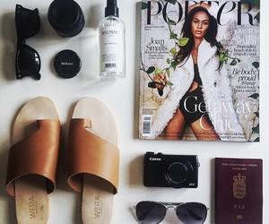 blog, fashion, and summer image