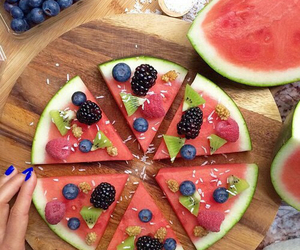 fitness, yum, and food image