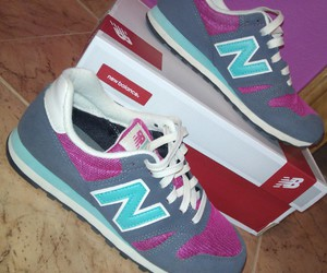 nb, shoes, and zapatillas image