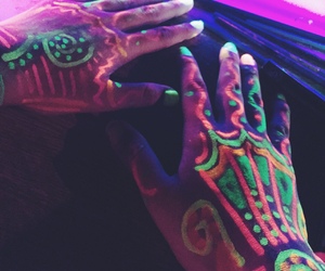 aztec, black, and colorful image