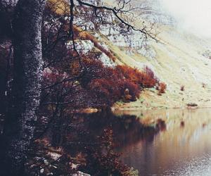 lake, autumn, and beautiful image