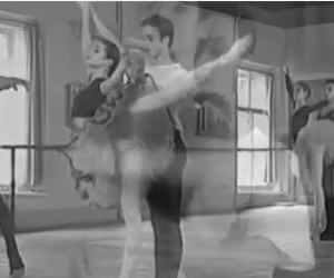 baile, contemporaneo, and mujer image