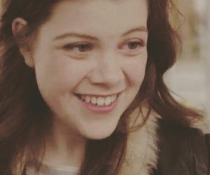 georgie henley and lucy pevensie image