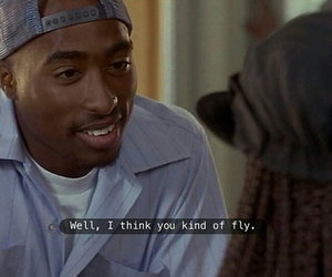 tupac, 2pac, and fly image