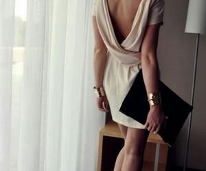 beautiful, dress, and classy image