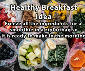 breakfast, Easy, and food image