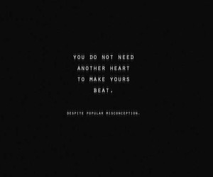black, quote, and read image