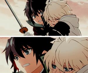anime, mika, and vampire image