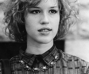 Molly Ringwald and 80s image