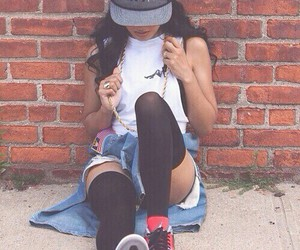 hats, shoes, and trill fashion image