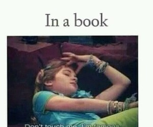 book, funny, and famous image