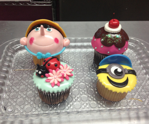 cupcakes, delicious, and perfect image