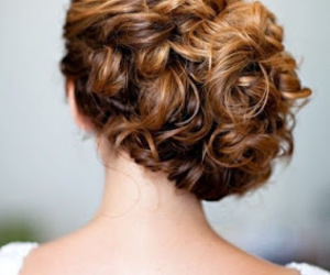 hair, hairstyle, and curls image