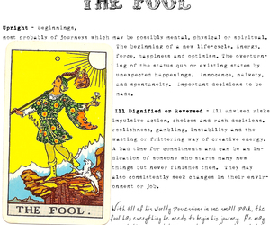 divination, fortune teller, and tarot cards image