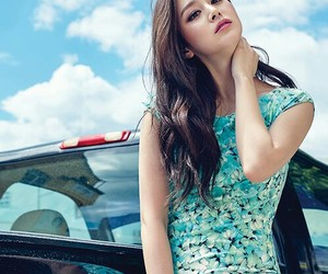 kim tae hee, instyle, and korean image