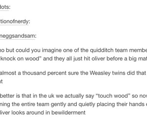 funny, harry potter, and oliver image