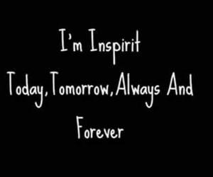 infinite, inspirit, and infinite forever image