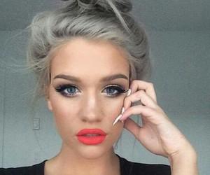 hair, makeup, and nails image