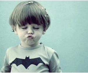 cute, batman, and boy image