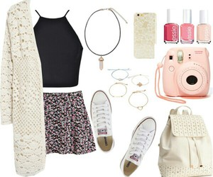 outfits, Polyvore, and ootd image