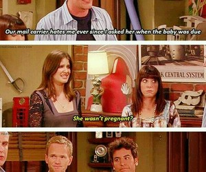 funny, barney, and himym image