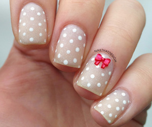 elegant, nails, and cute image