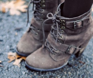 boots, shoes, and heels image