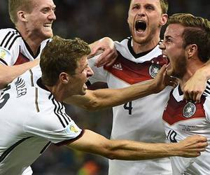 germany, andre schürrle, and mario gotze image