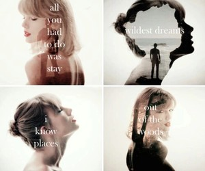 1989, out of the woods, and Taylor Swift image