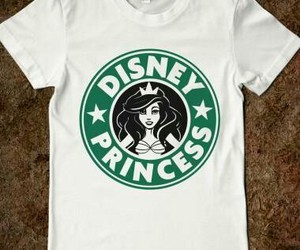 princess, disney, and starbucks image