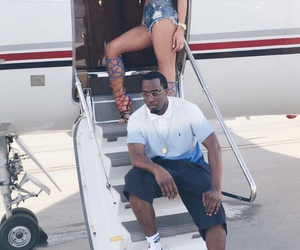 cassie and Diddy image