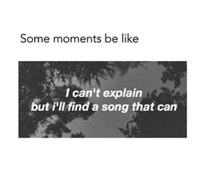 song, explain, and moments image
