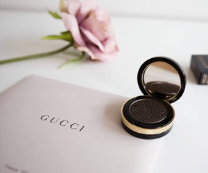 Armani, beauty, and gucci image