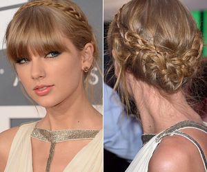 Taylor Swift, hair, and braid image