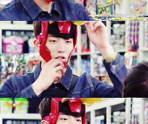 who are you school 2015 and nam joo hyuk image