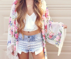 fashion, style, and summer image