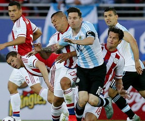 leo messi, paraguay, and lionel messi image
