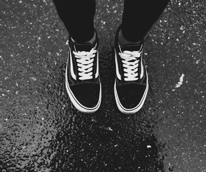 b&w, fashion, and hipster image