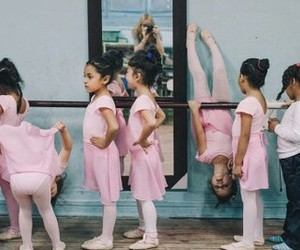 ballet, crazy, and kids image